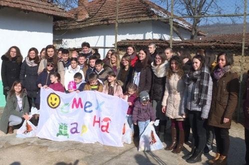 Гњилане, Церница: Светосавски караван