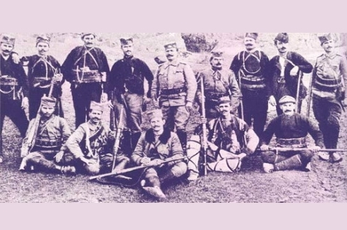 Како је у Пасјану 1907. године настрадала група храбрих