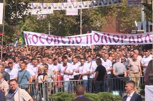 Порука Вучићу: У Косовском поморављу живи више од 4000 деце!
