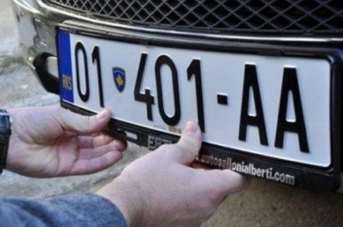 Још једна шанса за пререгистрацију возила на косовске таблице. МУП Косова